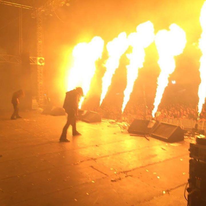 Destruction Tour Dates