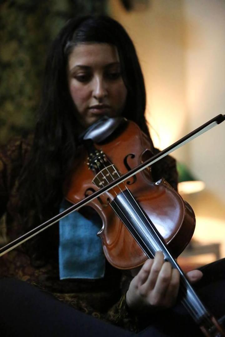 Leo Violin @ khayal fest - London, United Kingdom