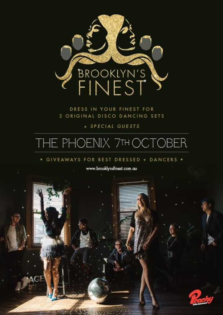 Brooklyn's Finest @ The Phoenix - Brunswick, Australia