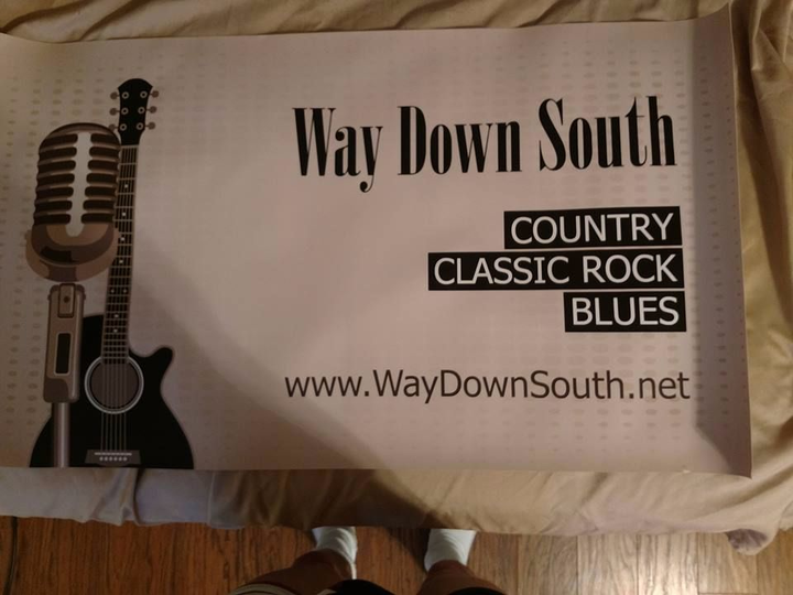 Way Down South @ I Don't Know Sports Grille - Chester, VA
