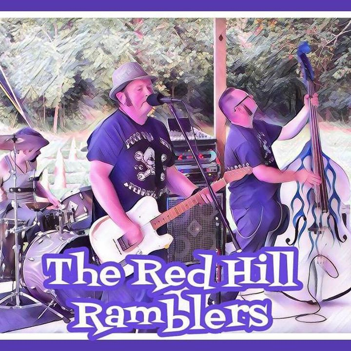 Red Hill Ramblers Tour Dates