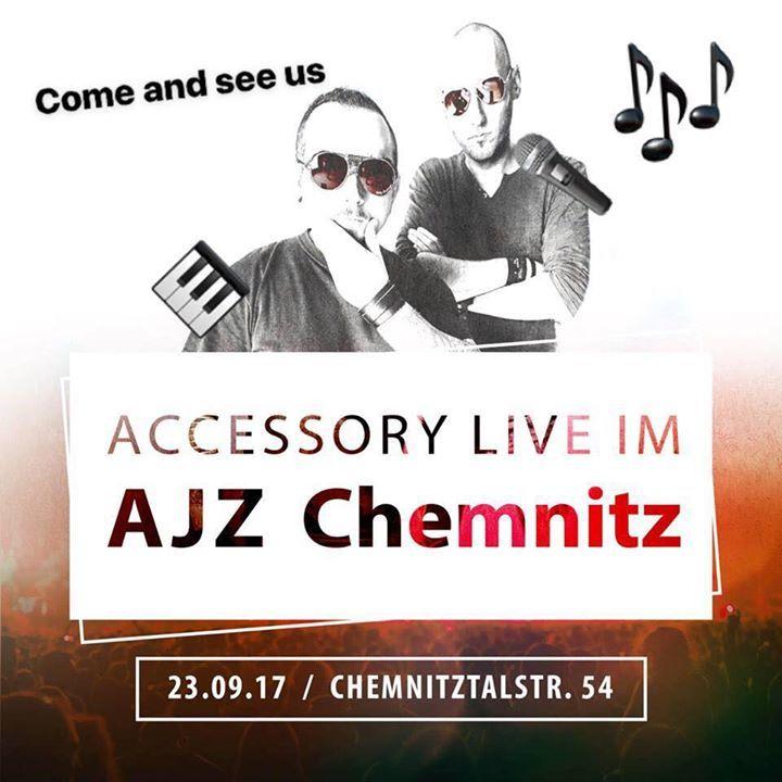 Accessory @ AJZ Talschock - Chemnitz, Germany