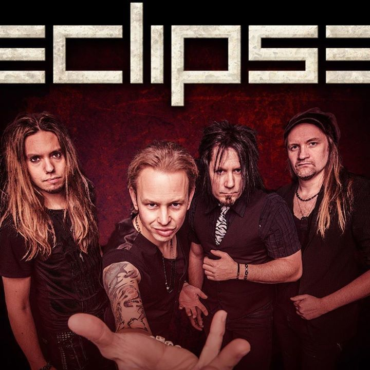 Eclipse @ Stagelive - Bilbao, Spain