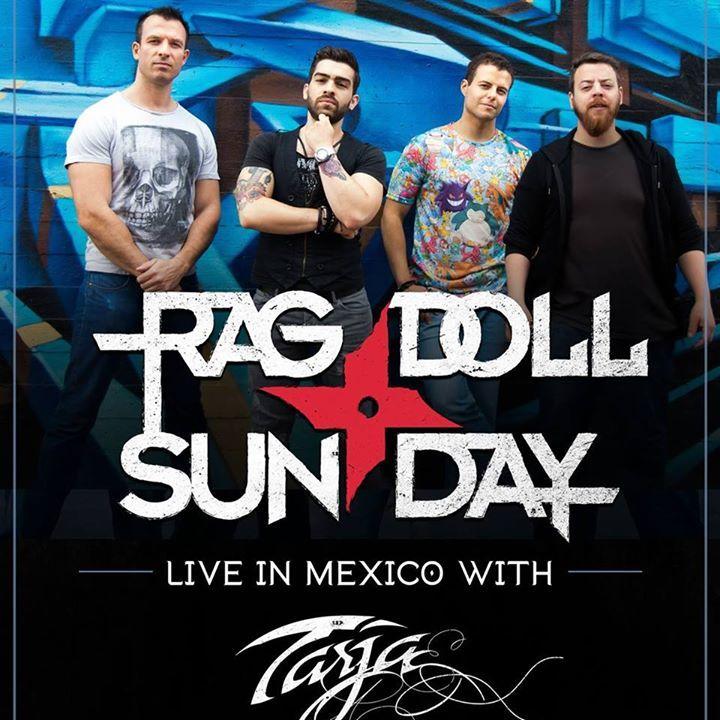 Ragdoll Sunday Tour Dates