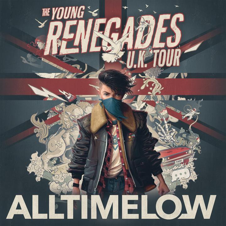 All Time Low @ Alexandra Palace - London, United Kingdom
