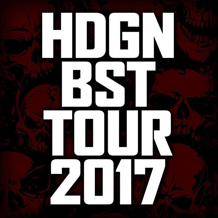 HAUDEGEN Tour Dates