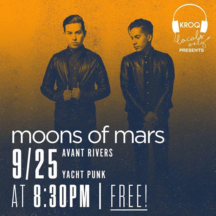 Moons Of Mars @ Bootleg Theater - Los Angeles, CA