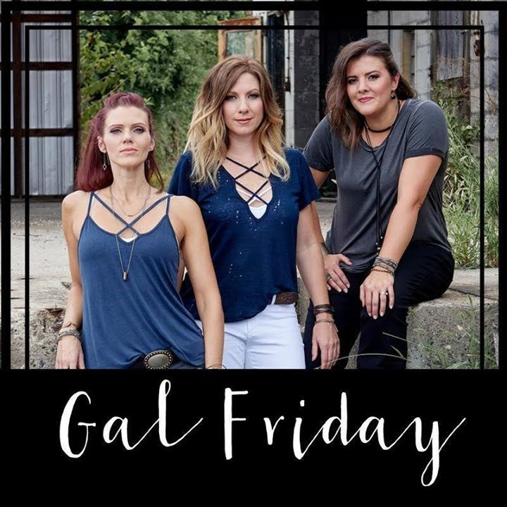GalFriday Band Tour Dates