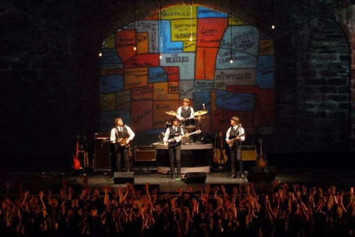 Liverpool Legends @ Topeka Performing Arts Center - Topeka, KS