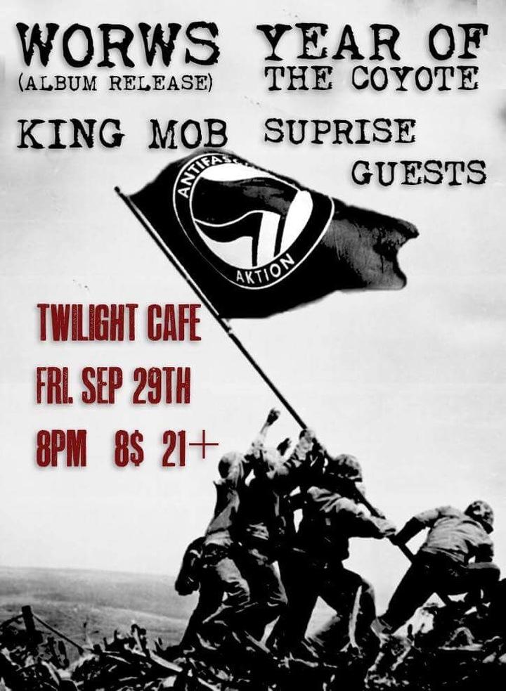 WORWS @ Twilight Cafe & Bar - Portland, OR