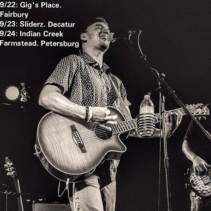The Clayton Shay Band Tour Dates