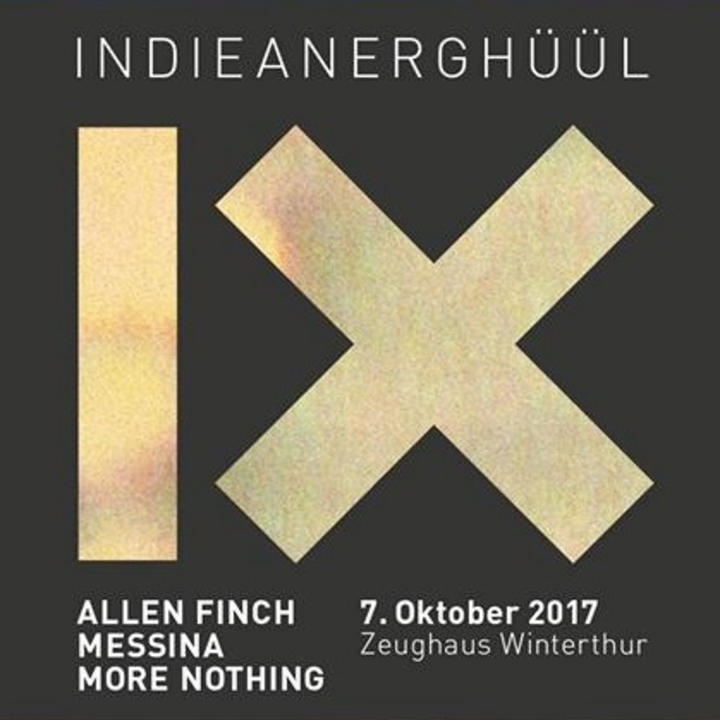 messinamusic @ Indieanerghüül IX - Winterthur, Switzerland