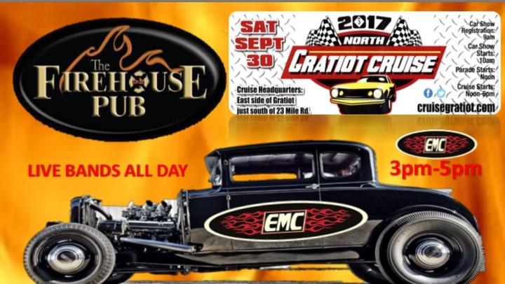 E M C @ The Firehouse Pub - Chesterfield, MI
