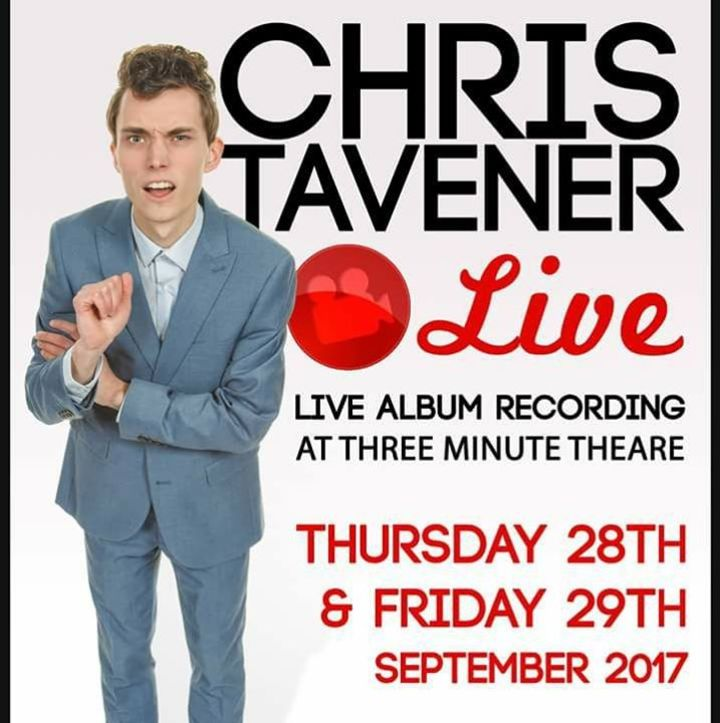 Chris Tavener Music @ Three Minute Theatre - Manchester, United Kingdom