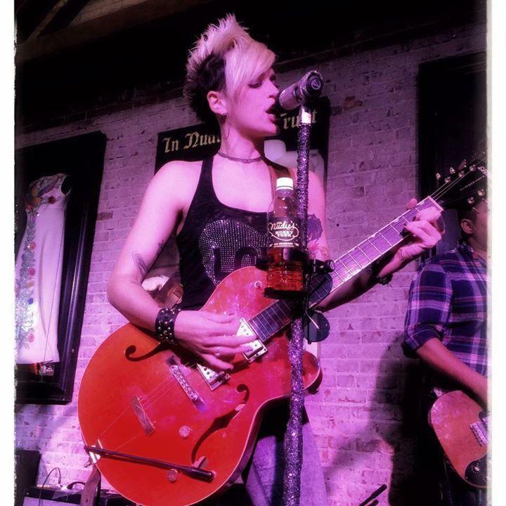 Megan Rüger @ Nudie's Honky Tonk  - Nashville, TN