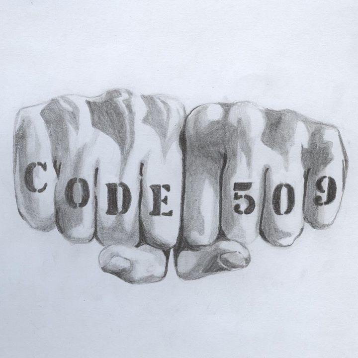 Code 509 Tour Dates