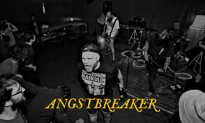 Angstbreaker @ Voice of Art Festival - Hohenstein-Ernstthal, Germany