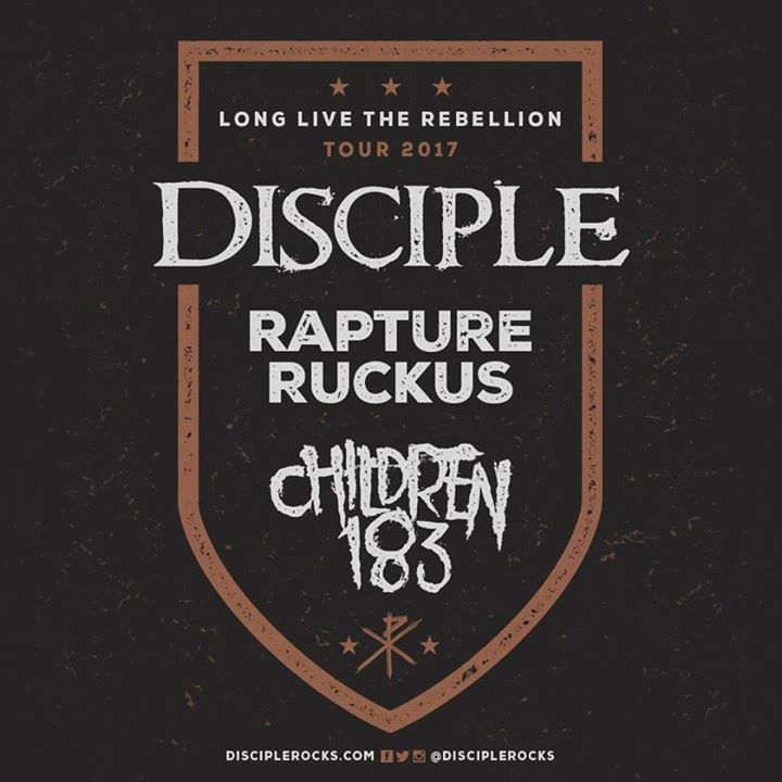Rapture Ruckus @ Rock The Park! Chautauqua Park - Crystal Springs, MS