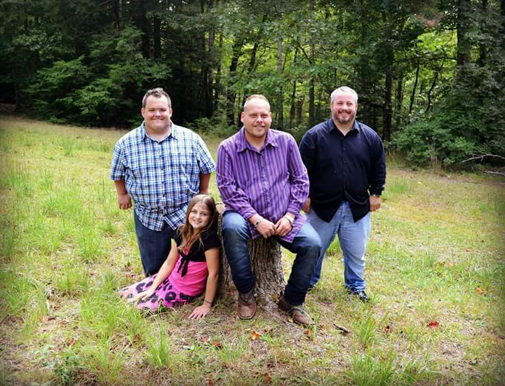 The Blankenship Family @ Celebration Of Giving  - Ravenswood, WV