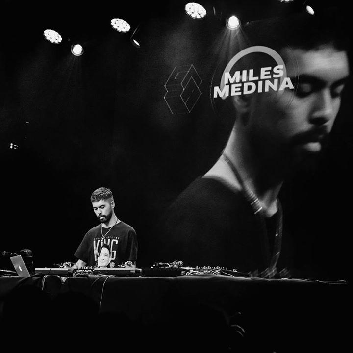 Miles Medina @ Lex Nightclub - Reno, NV