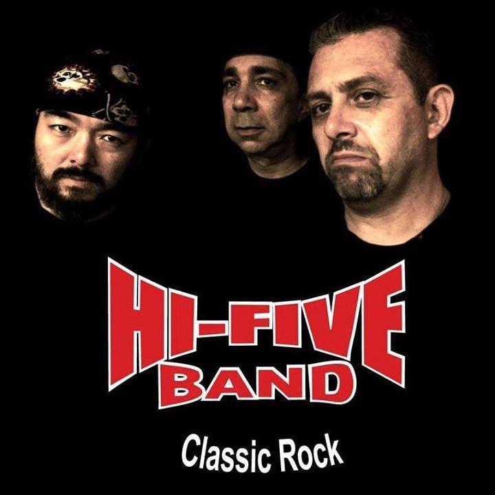 Hi-Five Band @ Willi Willie - Sao Paulo, Brazil
