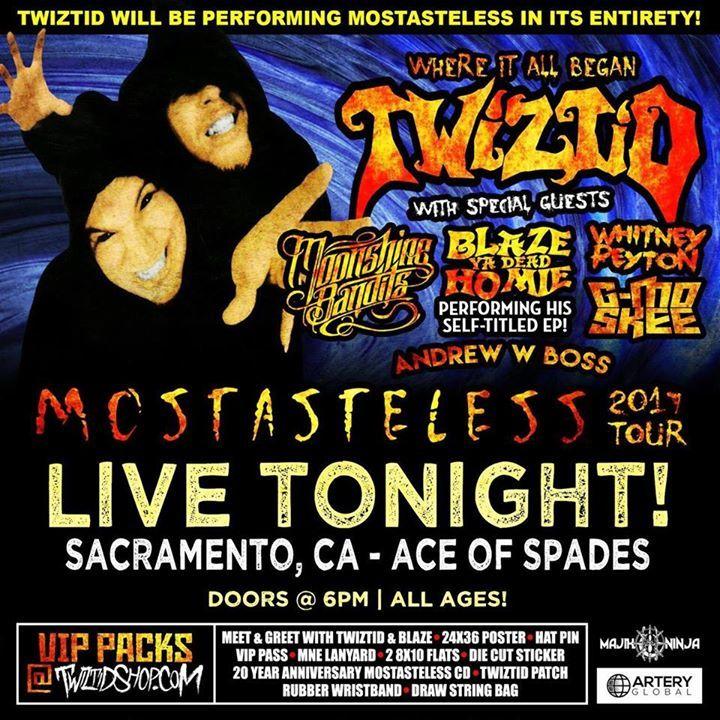 Blaze- Ya Dead Homie @ Club Red - Mesa, AZ