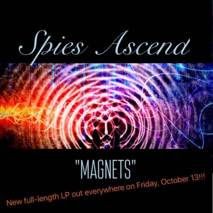 Spies Ascend Tour Dates