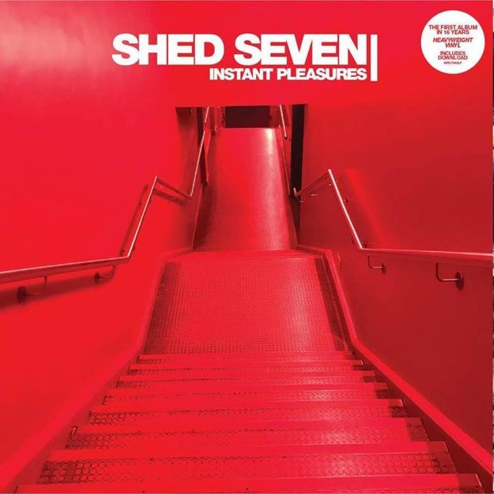 Shed Seven @ O2 Academy Brixton - London, United Kingdom
