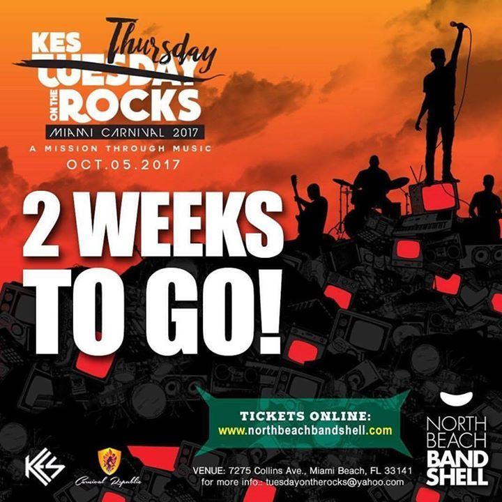 Kes The Band Tour Dates