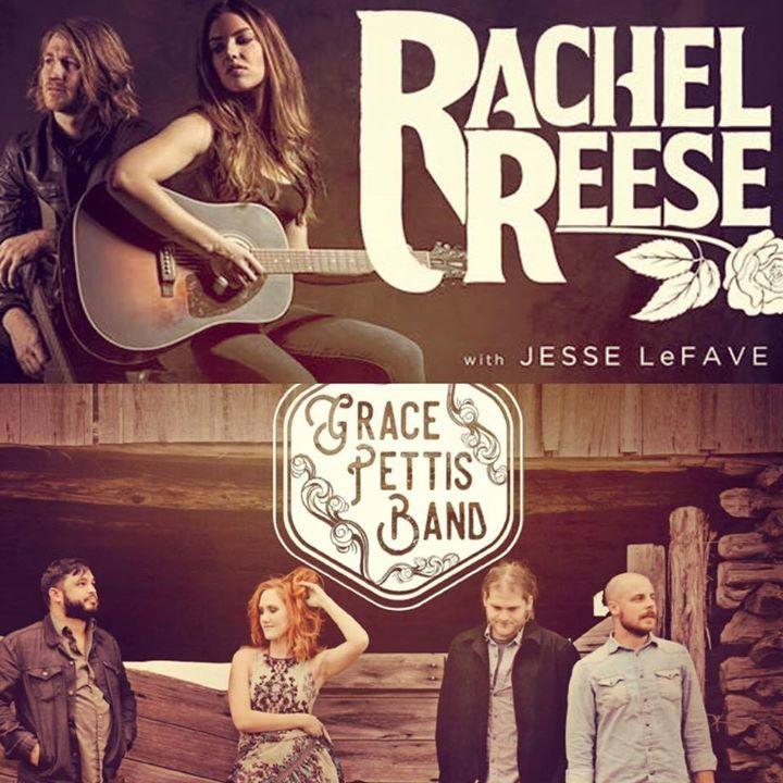 Grace Pettis @ WUWF- RadioLive - Pensacola, FL