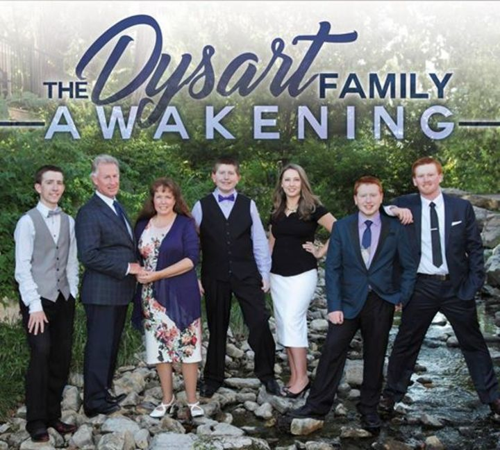 The Dysart Family Tour Dates