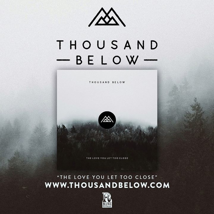 Thousand Below @ Mr. Smalls Theatre - Millvale, PA
