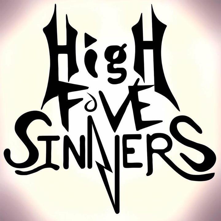 High-Five Sinners @ Hooks Pub  - Clinton, IA