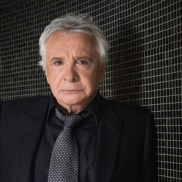 Michel Sardou @ GRAND HALL PARC DES EXPOSITIONS-TOURS - Tours, France