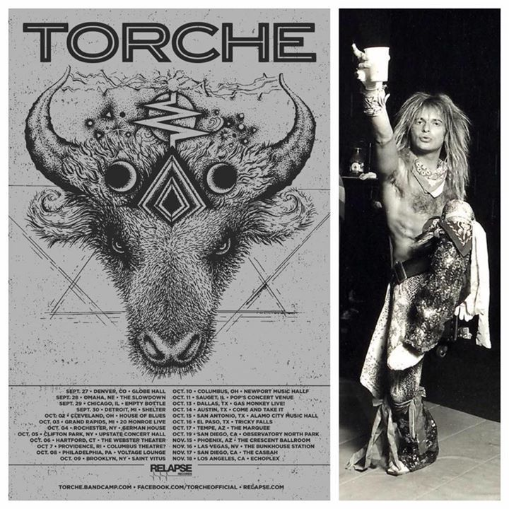 Torche @ Marquee Theatre - Phoenix, AZ