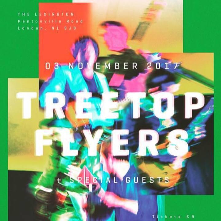 Treetop flyers Tour Dates