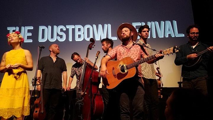 The Dustbowl Revival @ Wintergrass Fest - Bellevue, WA