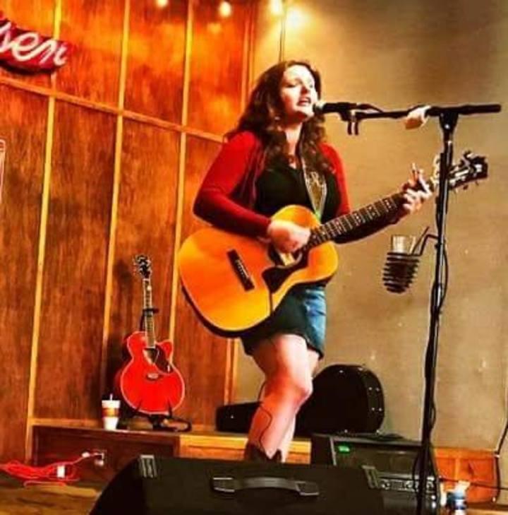 Megan Luttrell @ Lawrence Farmers Market - Lawrence, KS