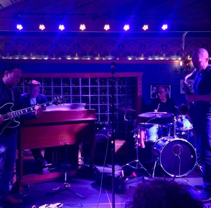 Barbacoa @ Crystal Corner Bar - Madison, WI