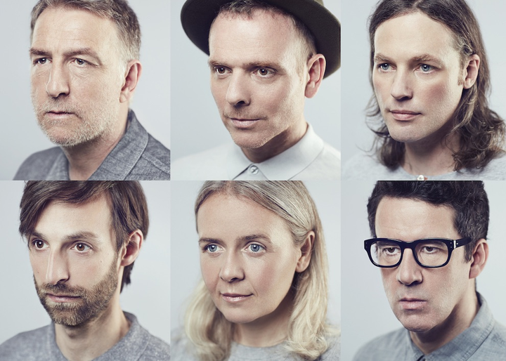 Belle and Sebastian @ Usher Hall - Edinburgh, United Kingdom