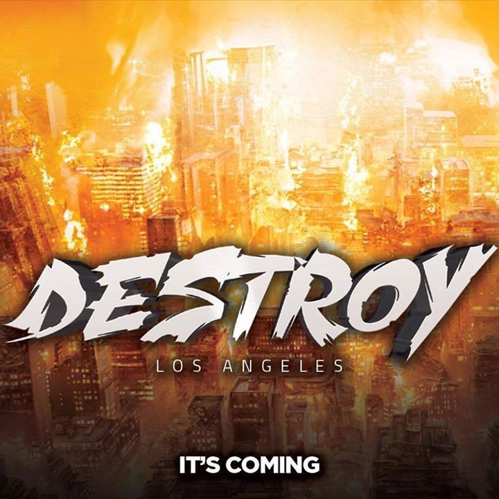 Destroy Los Angeles @ Union Nightclub - Los Angeles, CA