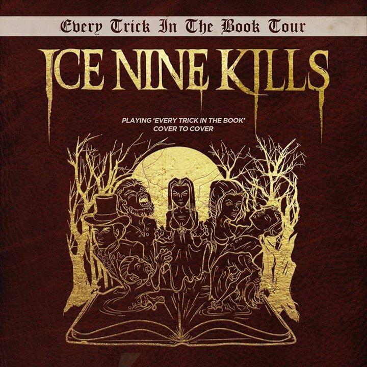 Ice Nine Kills @ Middle East - Cambridge, MA