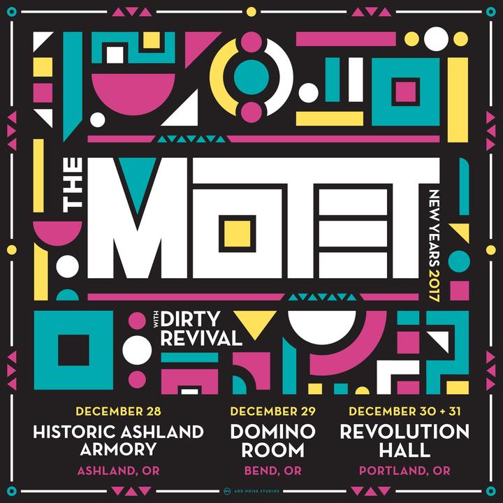 The Motet @ Revolution Hall - Portland, OR