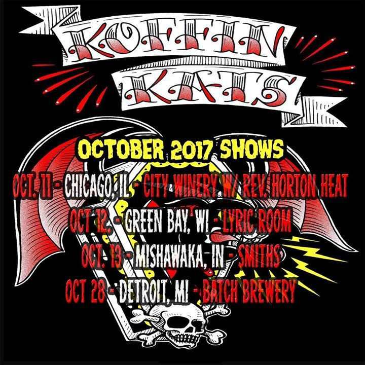 Koffin Kats @ Cove Music Hall - Worcester, MA