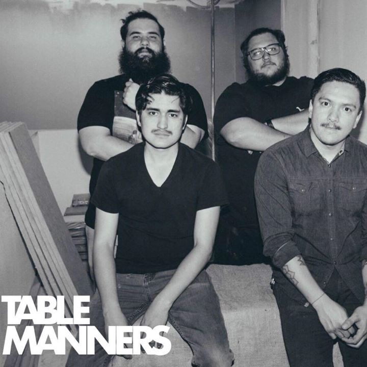 Table Manners @ The Lowbrow Palace - El Paso, TX