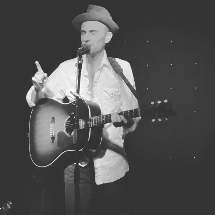 Jamie Thomas @ Saxon Pub - Austin, TX