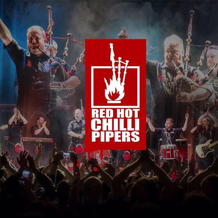 Red Hot Chilli Pipers @ Alhambra Theatre - Dunfermline, United Kingdom