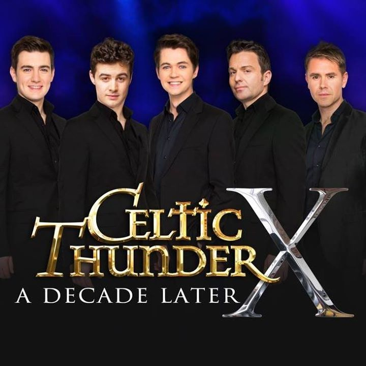 Celtic Thunder @ Heinz Hall - Pittsburgh, PA