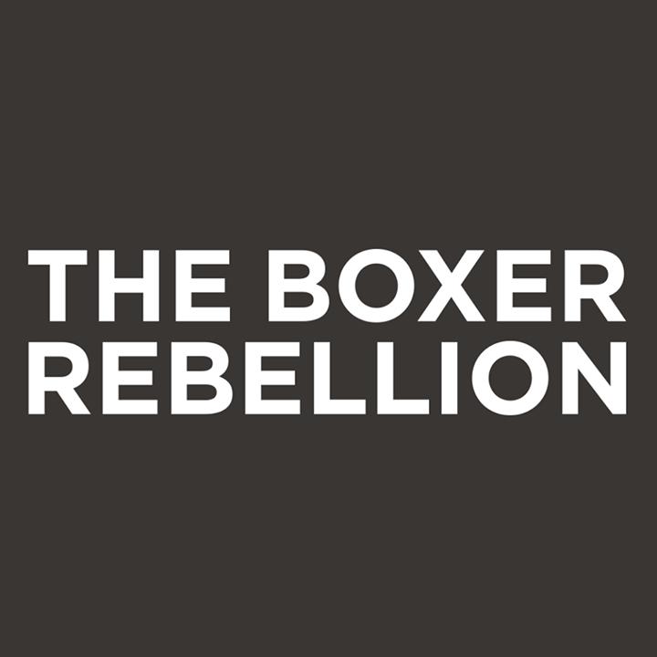 The Boxer Rebellion Tour Dates