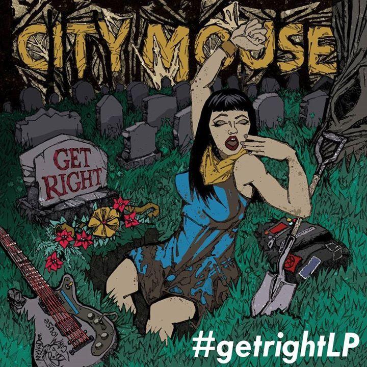 CITY MOUSE Tour Dates